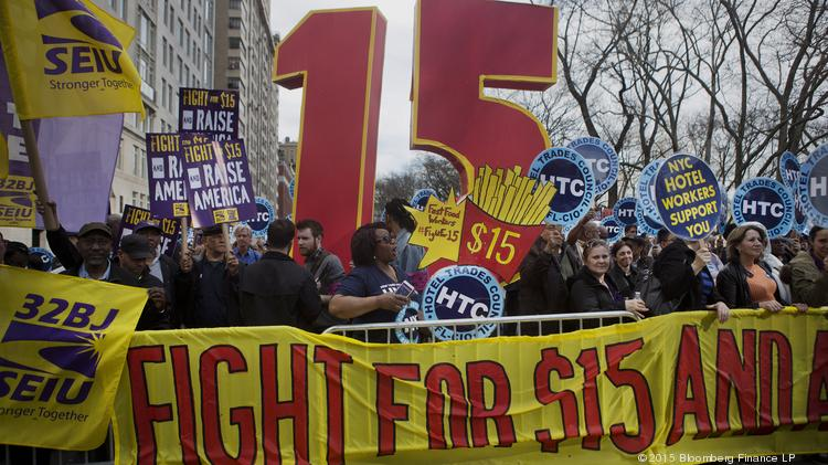 Restaurant Industry Minimum Wage Increase