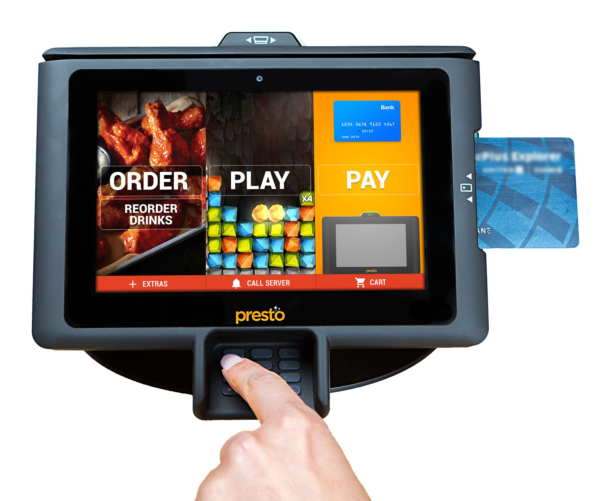 Restaurant Trends TRG Restaurant Consultants - Restaurant table ordering system
