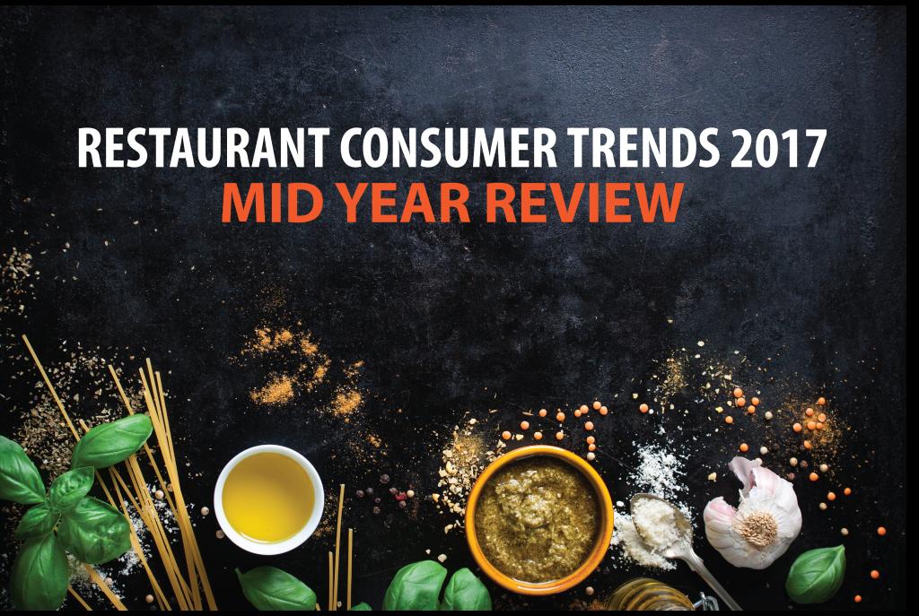 Restaurant Consumer Trends 2017