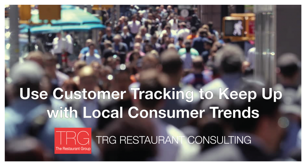 Customer Tracking Consumer Trends