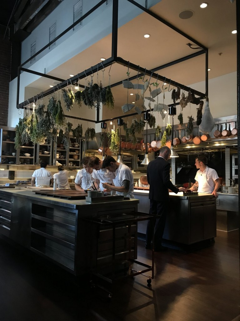 Restaurant Kitchen Design