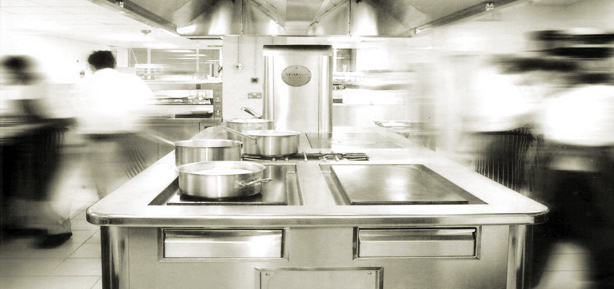 Commercial kitchen design in your home awesome