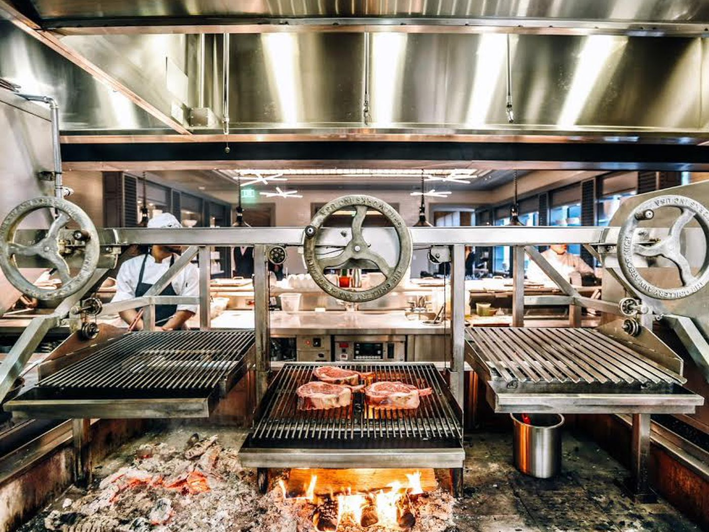 TRG Commercial Kitchen Design Grill - Restaurant Consulting ...