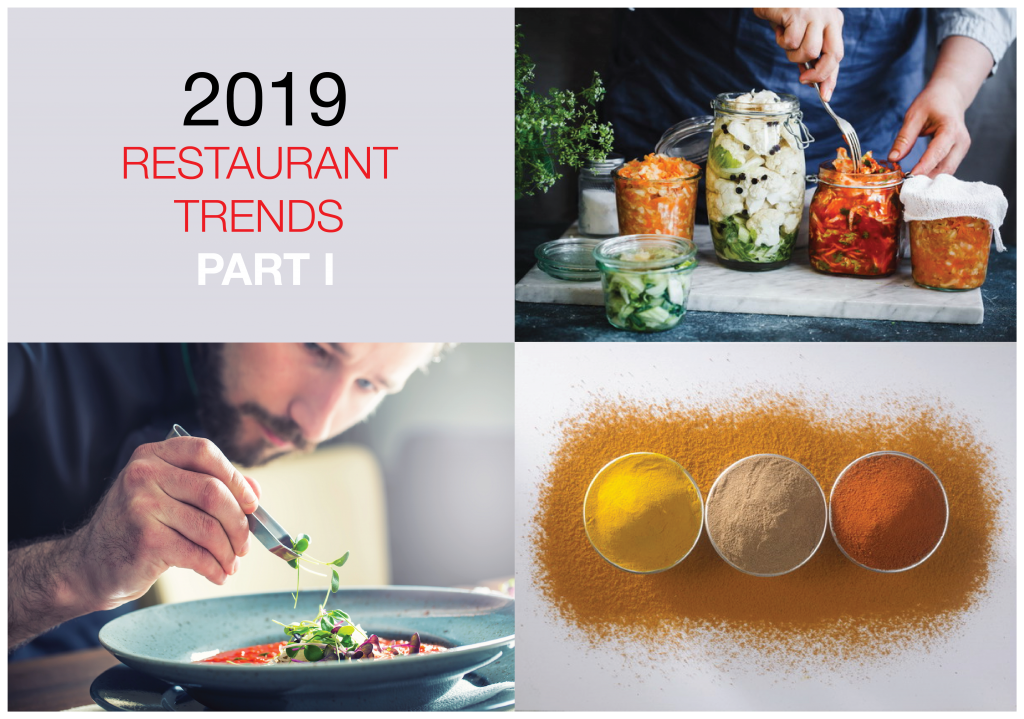 6 Top 2019 Restaurant Trends - TRG Restaurant Consultants