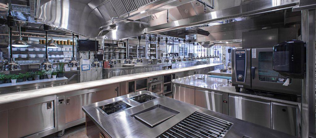 Efficient Commercial Kitchen Design